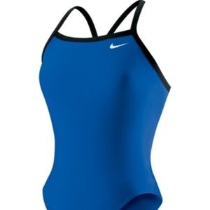 Nike Core Solids Lingerie Tank in Royal Size 28